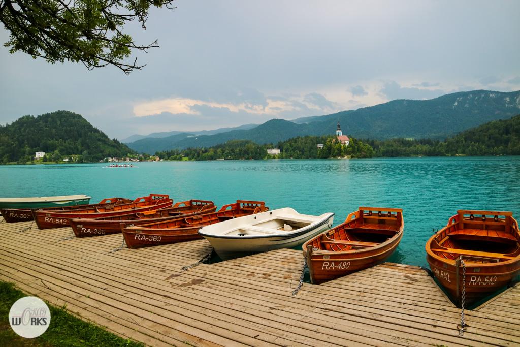 Bled, Slovenië